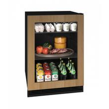 """View Product - Hre124 24"""" Refrigerator With Integrated Frame Finish (115v/60 Hz Volts /60 Hz Hz)"""