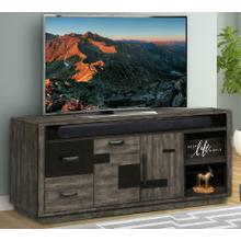 RIVER ROCK 76 in. TV Console