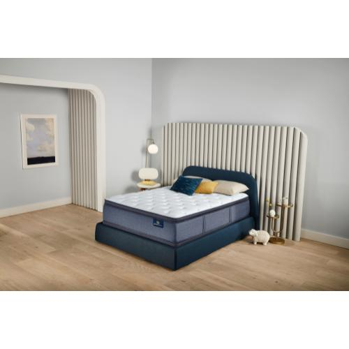 Perfect Sleeper - Cozy Escape - Plush - Pillow Top - Twin