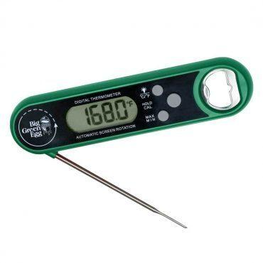 Big Green Egg - Instant Read Thermometer with Bottle Opener