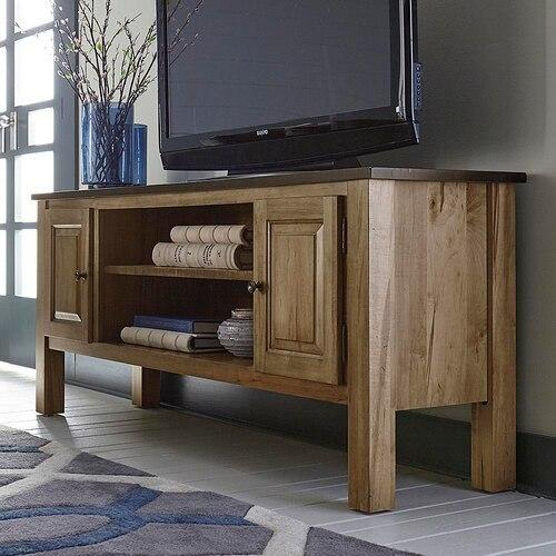 "Homestead Maple 54"" Credenza Tall"