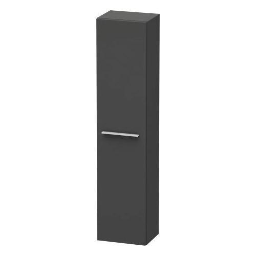 Duravit - Semi-tall Cabinet, Graphite Matte (decor)