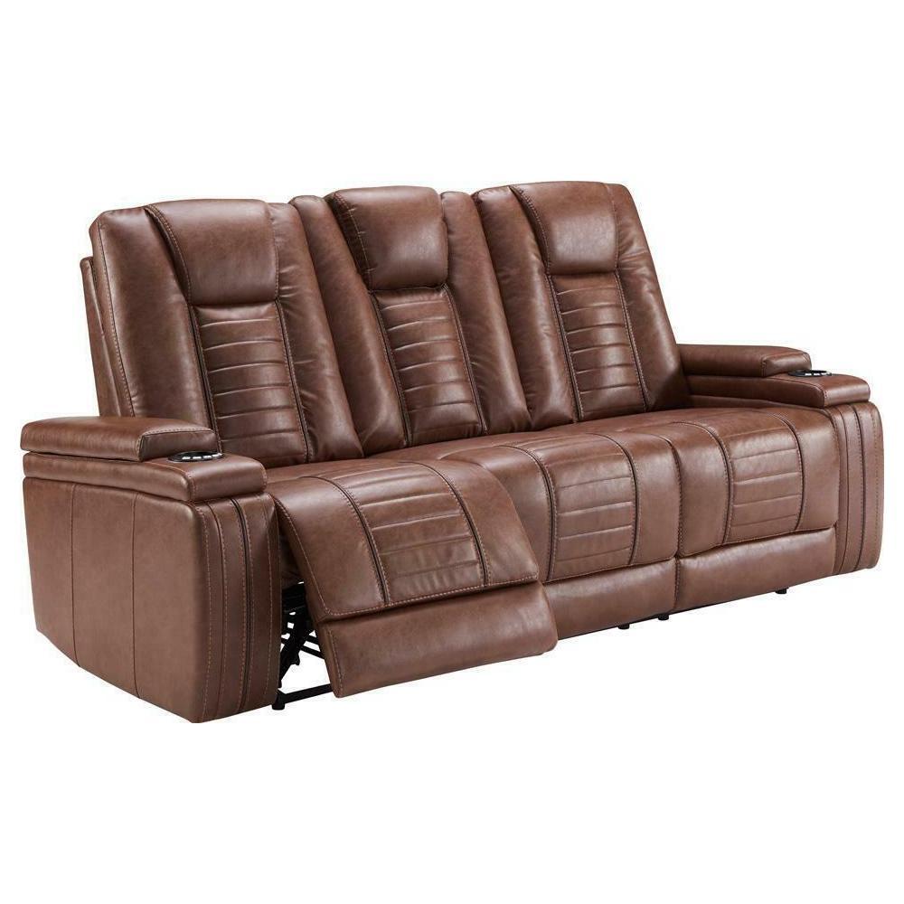 MEGATRON UMBER Power Drop Down Console Sofa