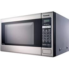 Family-Size 1.2 cu. ft. Microwave Oven with Inverter Technology, Stainless NN-SA651S