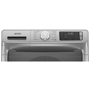 Maytag Canada - Front Load Washer with Extra Power and 16-Hr Fresh Hold® option - 5.5 cu. ft.