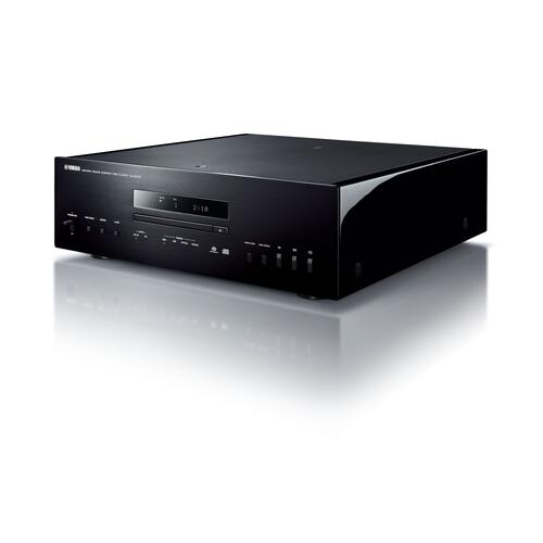 CD-S2100 Silver High-Grade CD Player