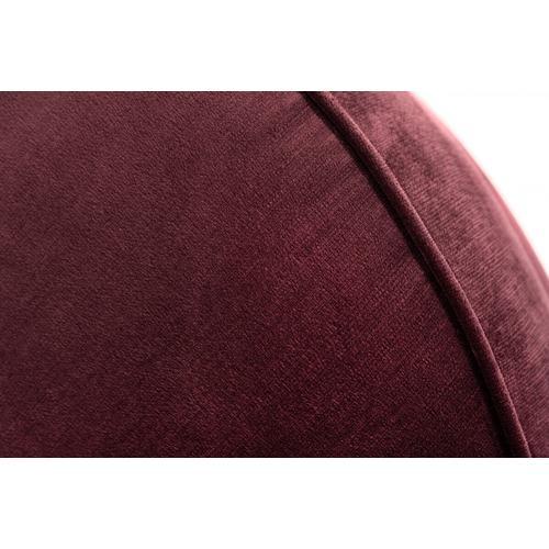 VIG Furniture - Divani Casa Selva Modern Rust Velvet Accent Chair