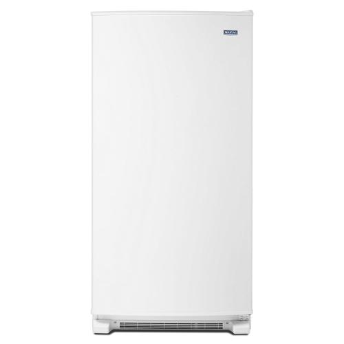 20 cu. ft. Frost Free Upright Freezer with LED Lighting White