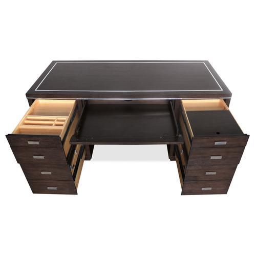Hooker Furniture - House Blend Junior Executive Desk