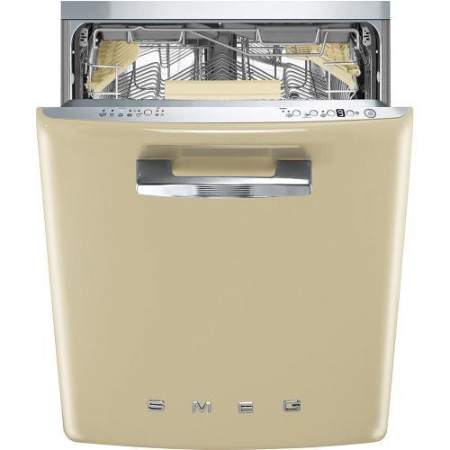 Smeg - Dishwashers Cream STFABUCR-1