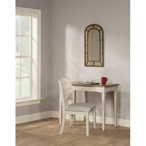 See Details - Clarion Desk and Chair