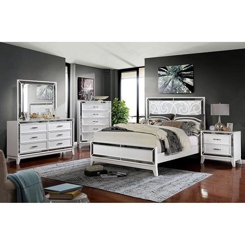 Furniture of America - Lamego Cal.King Bed