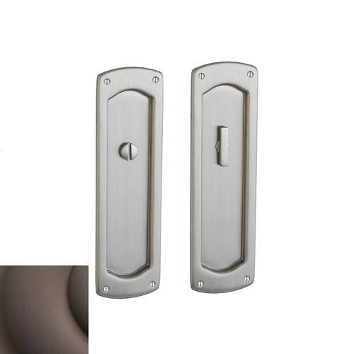 Baldwin - Venetian Bronze PD007 Palo Alto Pocket Door