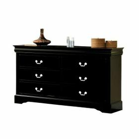 ACME Louis Philippe III Dresser - 19505 - Black
