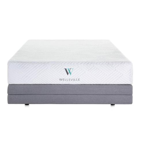 Wellsville 11 Inch Gel Foam Mattress Full