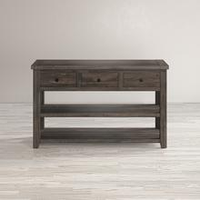See Details - Madison County Console Table