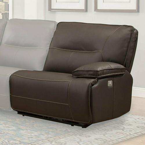 Parker House - SPARTACUS - CHOCOLATE Power Right Arm Facing Recliner