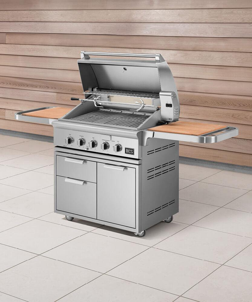 """Dcs36"""" Grill, Natural Gas"""