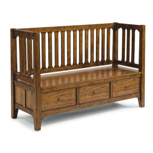 Sonora Storage Bench