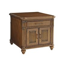 Mariner Storage End Table