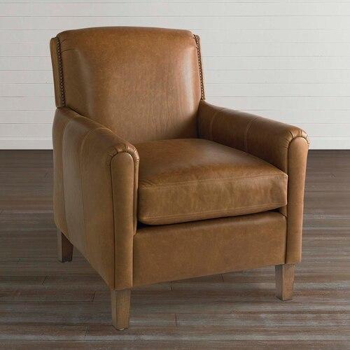 Ridgebury Leather Accent Chair