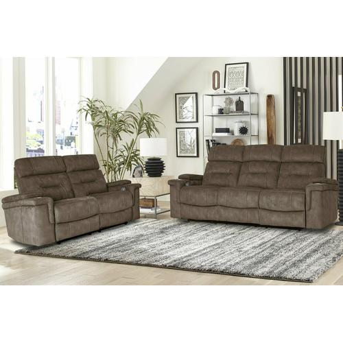 Gallery - DIESEL - COBRA BROWN Power Reclining Collection