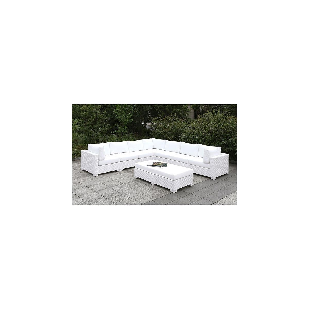 Somani LARGE L-Sectional + BENCH