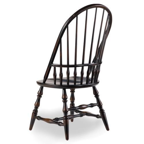 Hooker Furniture - Sanctuary Windsor Side Chair - 2 per carton/price ea