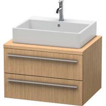 Vanity Unit For Console, European Oak (decor)