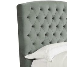 PRISCILLA - DUSK California King Headboard 6/0