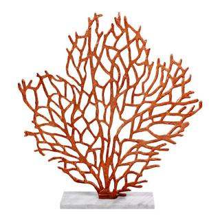 Foliage Table Sculpture Bronze