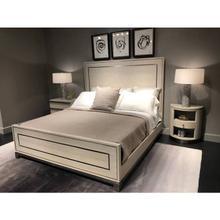 Horizon Panel Bed - Mist / Queen