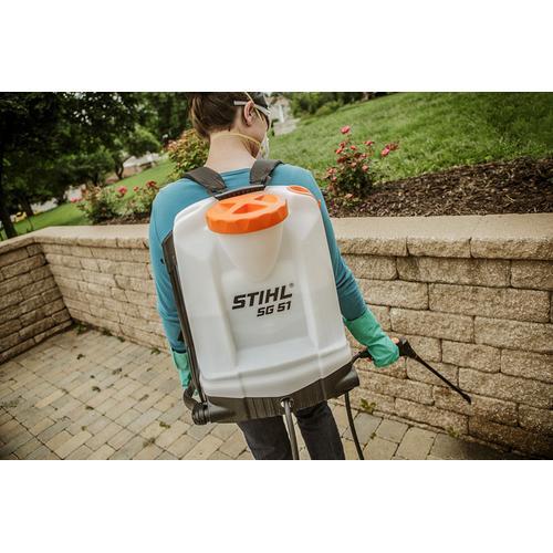 A lightweight and versatile manual sprayer.