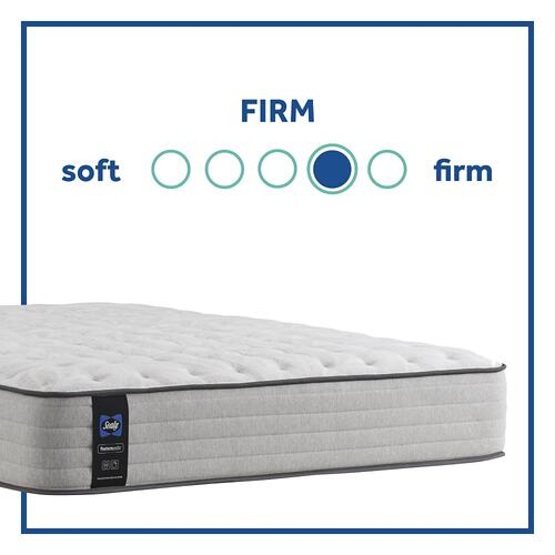 Sealy - Summer Rose - Firm - Twin