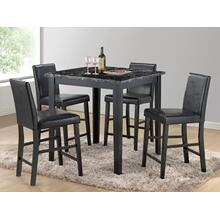 Harper 5PC Counterheight Pub Set