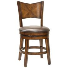 See Details - Jenkins Swivel Counter Stool