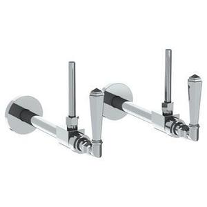 "Lavatory Angle Stop Kit -1/2"" Sweat X 3/8"" Od Compression"