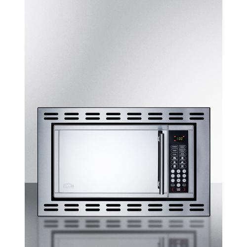 "24"" Wide Built-in Microwave"