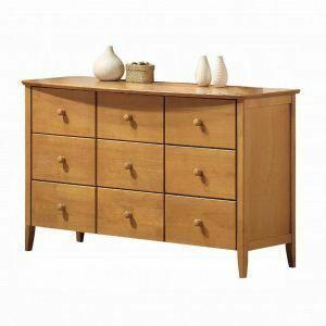 ACME San Marino Dresser - 08949 - Maple
