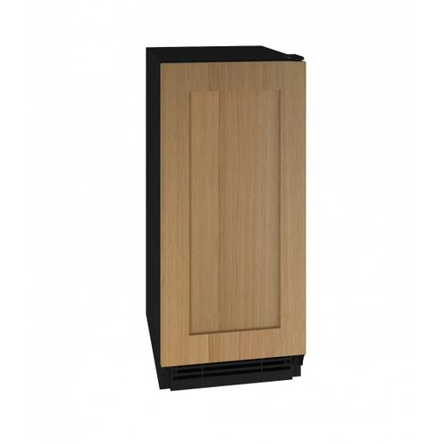 "U-Line - Hwc115 15"" Wine Refrigerator With Integrated Solid Finish (115v/60 Hz Volts /60 Hz Hz)"