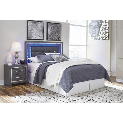 Queen/Full LED Panel Headboard Only