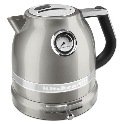 Gallery - 1.5 L Pro Line® Series Electric Kettle Sugar Pearl Silver