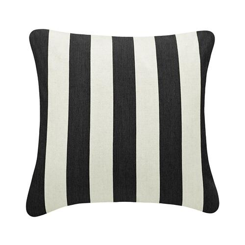 Sunbrella Maxim Cushion - Black / 18