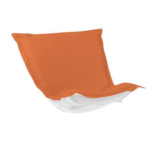 Puff Chair Cushion Seascape Canyon Cushion and Cover