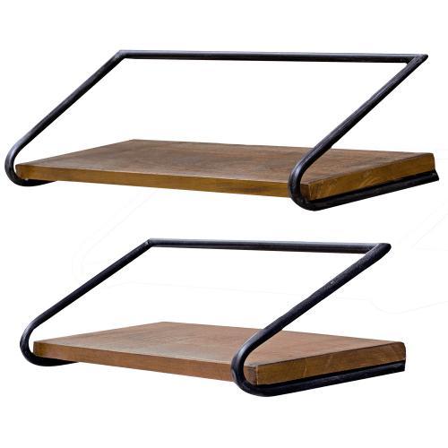 Loft Shelves S/2