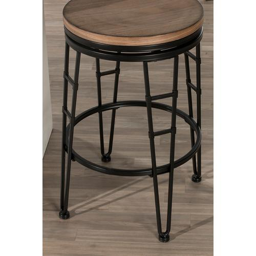 Gallery - Northpark Backless Swivel Counter Stool