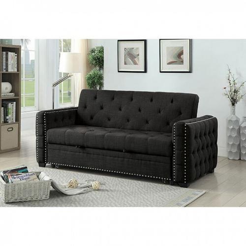 Furniture of America - Leonora Futon Sofa
