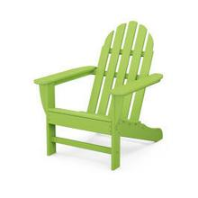 View Product - Classic Adirondack Chair in Lime