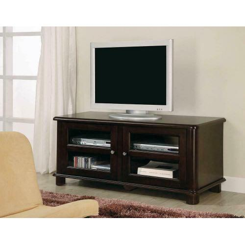 Product Image - Casual Merlot TV Console