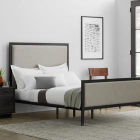 See Details - Designer Clarke Queen Bed